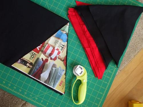 Blazers pennants