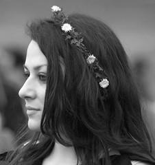 Vestal (Capitan Mirino ( il Tartarughino )) Tags: life portrait bw italy roma girl bn ritratto vestal lazio ragazza circomassimo vestale 123bw natalediroma gruppostoricoromano gnneniyisithebestofday flickrlovers