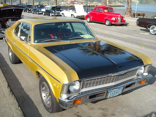 1971 Chevrolet Nova (Custom) '937 CSV' 1