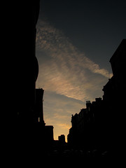 Cloud (monkeymillions) Tags: sunset sky cloud hall brighton cloudporn towne skyporn