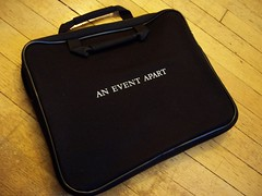 An Event Apart Laptop Bag
