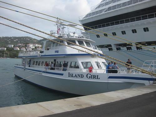 Ferry to St. John