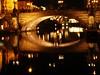 The reflection [EXPLORED] (Toxic Medicine) Tags: bridge river landscape europe belgium explore lys ghent graslei leie interestingness225 explored i500 sintmichielsbrug aplusphoto saintmichaelsbridge sonydsch50 100commentgroup explore20090510 explore10may09