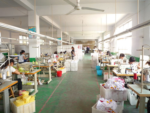 Garment Production Factory 1