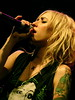 THE VERONICAS, PRETTY RECKLESS & THE LOVE WILLOWS (05/10/09) jessica origliasso, revenge