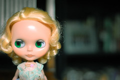 """I was waiting for such a long time"" (libbalu) Tags: doll plastic blythe takara storypeople rbl frfr pdse"