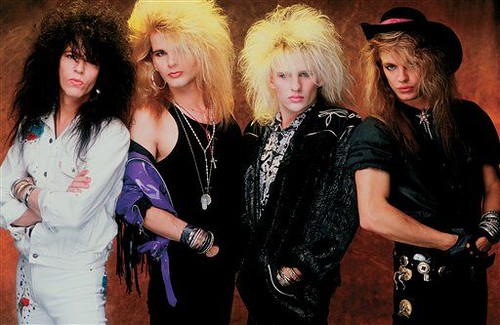 80s+hair+metal+bands