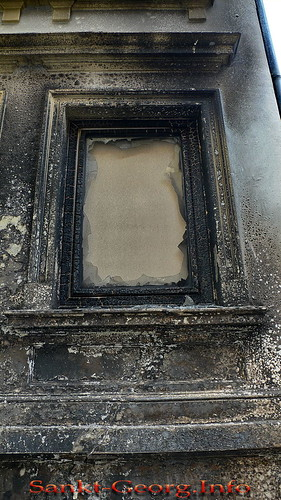 Brandstiftung: Knorrestraße 7 in Hamburg St. Georg