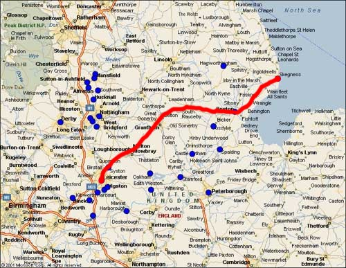100 Mile Charity Cycle Ride 3570700439_6cef4b3148_o
