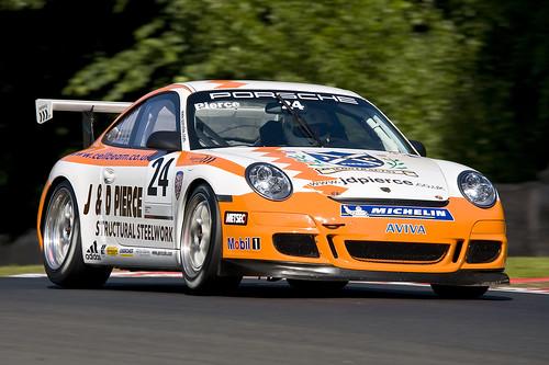 Porsche 911 GT3 Cup - Derek Pierce