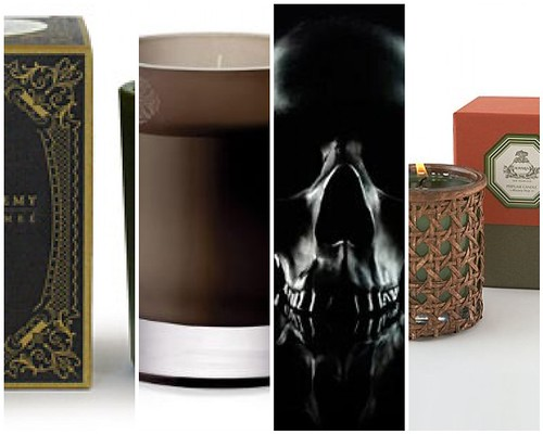 Mens Candle Lust : D.L. & Co. Molton Brown Agraria