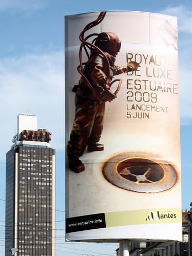 Royal de Luxe - Estuaire 2009