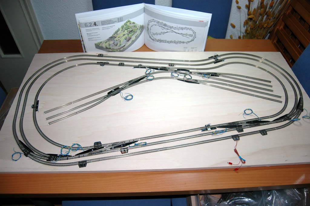 Mi circuito de pruebas pemanente... 120x60cm 3612863777_17fa2672d3_o