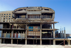 Dome City Center (ryestefa_Stefania Facco) Tags: building civilwar beirut meddleeast domecitycenter lpdamaged