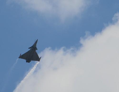 PARIS AIR SHOW 2009 / DASSAULT RAFALE / SALON DU BOURGET 2009
