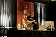 Martin Brehovsky and Lukas Waldmann, TS-5494 Getting the Most from the Designers with the JavaFX Production Suite, JavaOne 2009 San Francisco