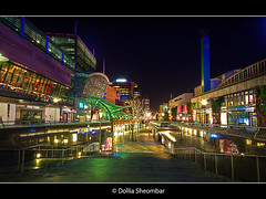 Koopgoot Rotterdam (DolliaSH) Tags: holland night photoshop rotterdam nightshot thenetherlands wideangle explore ultrawide 1022mm hdr afterdark koopgoot photomatix 50d tonemapping explored mywinners canoneos50d canon50d dollia dollias sheombar