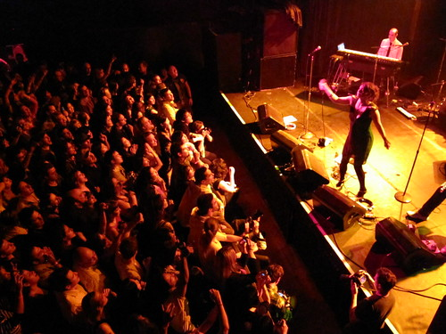 nouvelle vague @ irving plaza