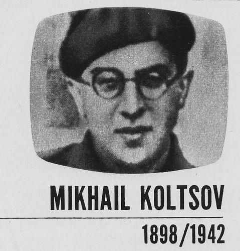 Mijail Koltsov