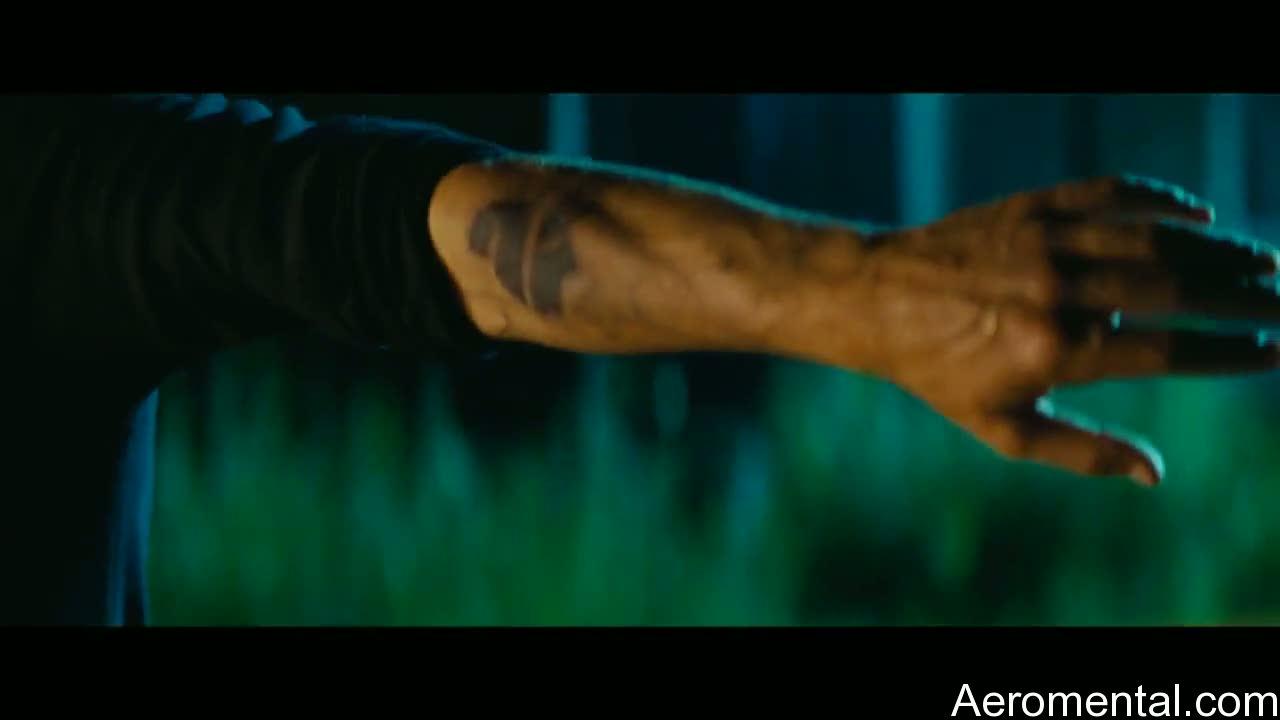 Transformers 2 tatuaje brazo Sam