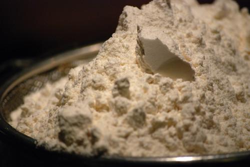 Siftin' Flour