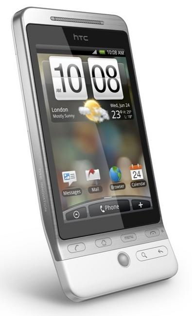 HTC Hero Android 2