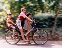 Kids at Play (GOPAN G. NAIR [ GOPS Photography ]) Tags: india kids photo kerala kottayam gopan panningtechnique gopsorg gopangnair