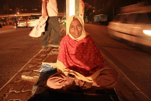 City Resident – Ms Noor Bano, The Homeless