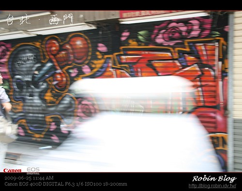 你拍攝的 20090625數位攝影_西門町街拍138.jpg。