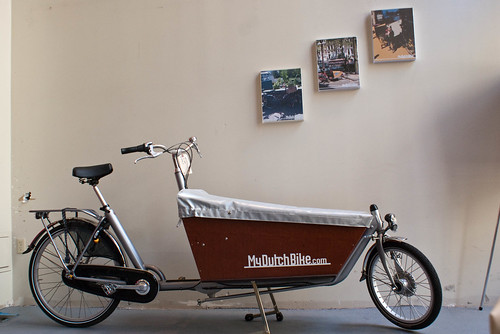 Bakfiets Long Box 2