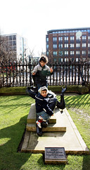 Little boys (arashiphotos) Tags: london nature river underground unitedkingdom bigben harrods hydepark thamesriver saintvalentinesday gormiti