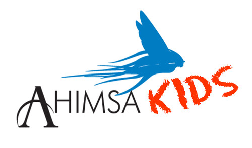 Ahimsa Kids 2-Colour