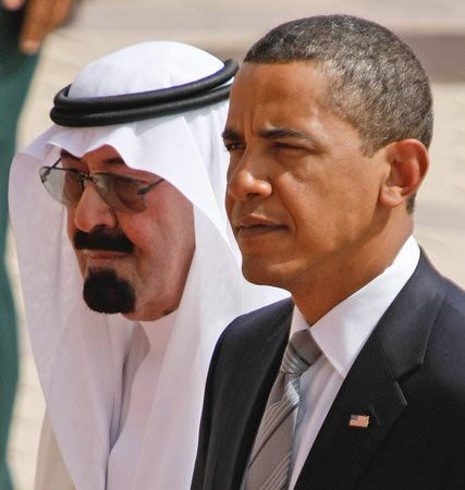 If King Abullah of Saudi Arabia had been Western he would have been awarded the Nobel Peace Price instead of Obama.