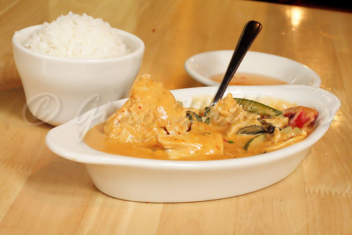 Panang Curry Gai