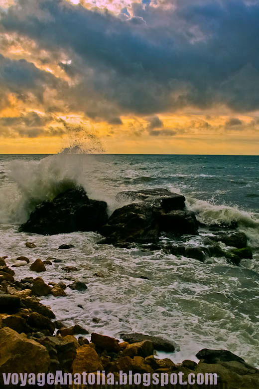Black Sea Coast at Amasra