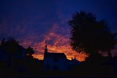 DSC06572 (rhart44) Tags: morning sun sunrise southport milllane churchtown
