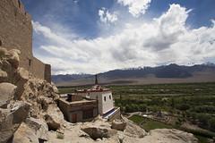 Gompa -  Shey - Ladakh - Sylvain Brajeul  (Sylvain Brajeul) Tags: voyage travel viaje india asia asie himalaya ladakh 2012 inde gompa shey sylvainbrajeul