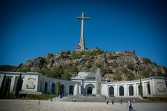 El Escorial and the Valley of the Fallen (Jodimichelle) Tags: madrid travel spain lifelist granada dreamcometrue nerja overseas carmona monachil 10yearanniversary