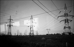 Transit Constanta - Bucarest (Punkrocker*) Tags: road leica travel film 35mm kodak trix nb 1600 transit romania pushed asph roumanie m7 352 nd8 bwfp summpicron