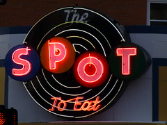 Sidney, OH The Spot to Eat (army.arch) Tags: ohio restaurant diner drivein oh sidney thespot