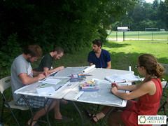 Ashevillage - Permaculture Design Course (Ashevillage Institute) Tags: plant green solar community walks wind farming culture bee soil hydro gathering medicine homestead compost gaia eco appalachia alternative global renewable beekeeping vermiculture homesteading wildcrafting foraging realfood worldview innovative passivesolar humanure earthskills seedsaving primitiveskills soilecology nongmo transitiontown unlearning sunilpatel staceymurphy janellkapoor permacultureschooldesignecologylivingskillsashevillencorganicsustainableeducationlearntraincourseprogramseminarsoutheastschoolregernativeresilientfoodlocalwatercerticationherbalpreservationfermentationnaturalbuildingcobagro wwwashevillageorgpermacultureschool zevfriendman ecolillage patchworkurbanfarms