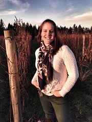 Sunset in the Willamette Valley. (FlneurFloyd) Tags: sunset portrait oregon vineyard vines willamette iphone iphonography uploaded:by=flickrmobile flickriosapp:filter=nofilter