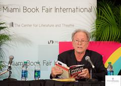 Bill Ayers (GlobalPhotographyNews) Tags: dr seuss authors johnheilman miamibookfair billayers georgepacker danbalz jeremyscahill markhalperin