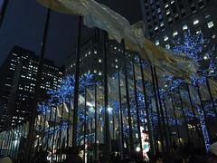 Rockefeller Center (mariaortizbyrne) Tags: christmas new york city ny love america wonderful lights view north decoration ciudad center rockefeller decor magical nueva whimsical turism norteamerica