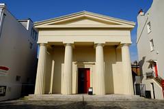 Brighton Unitarian Church (Lilla~Rose) Tags: church brighton architect archives unitarian 1820 greekrevivalstyle henryamonwilds unitarianchurchbrightonuk