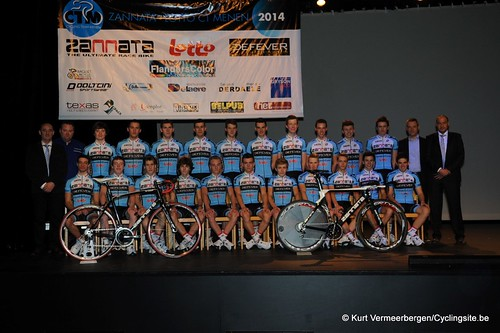 Zannata Lotto Cycling Team Menen (10)