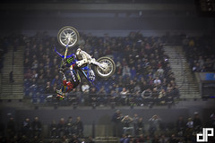 Edgar Torronteras at the 2014 Garmin UK ArenacrossUK Tour with E22 Sports at Liverpool's Echo Arena. With Monster Energy Masters of Dirt Red Bull X-Fighters — with Edgar Torronteras at Echo