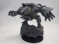 Wolf Brothers Helbrute (whitemetalgames) Tags: wolf power space 40k fist wolves daemon dreadnought hellbrute helbrute sujan10