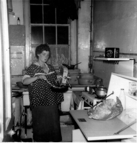 Eileen Airlie Todd St Haghill 1950s