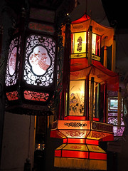 The Lantern Festival in Quanzhou.(_2154220)